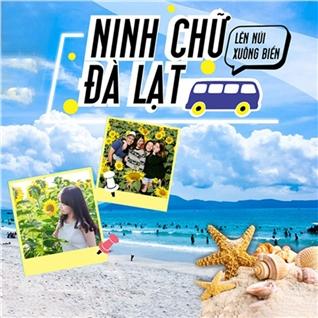 Cùng Mua - Tour Ninh Chu - Da Lat 4N3D - Ninh Chu - Vinh Hy