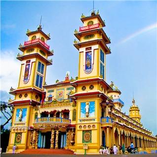 Cùng Mua - Tour hanh huong hai loc dau nam 2017 - Nui Ba Den - Toa Thanh