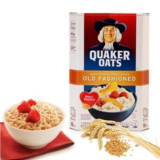 Cùng Mua (off) - Bot yen mach Quaker Oats nhap khau My (4,53kg)