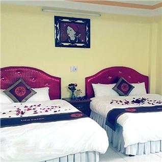 Cùng Mua - Phong Superior 2N1D cho 2 nguoi - Khach san Lien Thanh Sapa