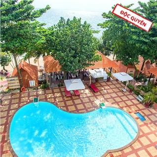 Cùng Mua - Gia shock - Kim Hoa Resort Phu Quoc 3* Goi 3 ngay 2 dem
