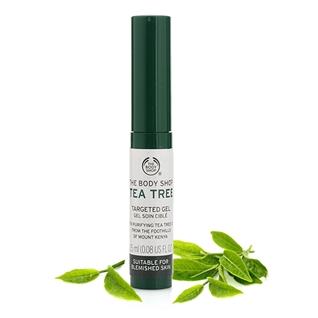 Cùng Mua - Gel tri tham tri mun Tea Tree Targeted The Body Shop 2.5ml