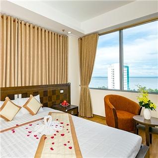 Cùng Mua - Central Hotel Nha Trang chuan 3* gan cho dem - ra bien 3 phut
