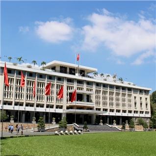 Cùng Mua - Tour hoc sinh tham quan Dinh Doc Lap - Dam Sen Water Park 1N