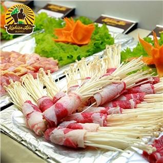 Cùng Mua - Buffet lau ngon re nhat Ha thanh-NH Nghien Lau, khong phu thu