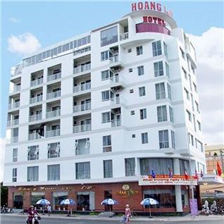 Cùng Mua - Hoang Long Hotel 3* Phan Thiet - tang lau trua, set nuong toi