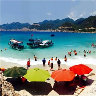Cùng Mua - Tour Tet Binh Ba 2N2D - xe giuong nam - party night - tom hum