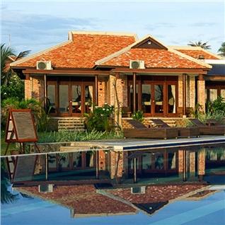 Cùng Mua - Blue Shell Resort 4*- Ho boi nuoc man- mien phu thu cuoi tuan