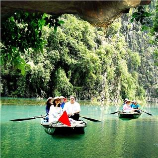 Cùng Mua - Tour Co Do Hoa Lu - Tam Coc - Ninh Binh - Buffet trua 1 ngay