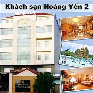 Cùng Mua - Khach san Hoang Yen 2 Binh Duong 3 sao gom an sang gia soc