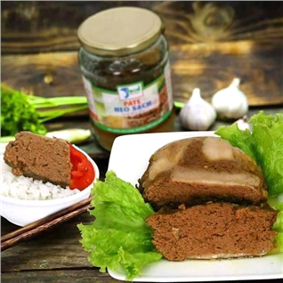 Cùng Mua - 250g / 500g Pate heo sach Sfood ( co ship hang)