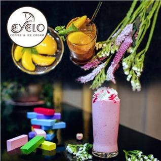 Cùng Mua - Toan menu nuoc uong tai Cyclo Coffee