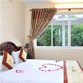 Cùng Mua - Lam Son Deluxe Apartment 4* sat bien Vung Tau - Gia soc