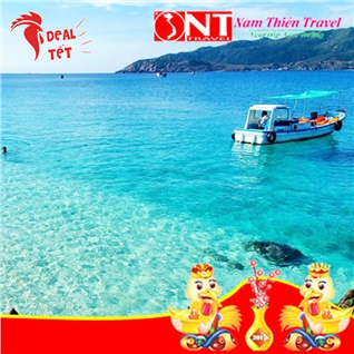 Cùng Mua - Tour Tet dao Binh Hung - ngam san ho Ninh Chu 2N2D