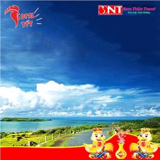 Cùng Mua - Tour Tet kham pha mien dat moi Phu Quy 3N2D