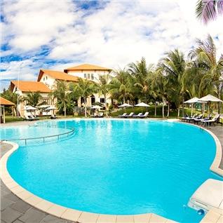 Cùng Mua - Blue Bay Mui Ne Resort va Spa chuan 4* gom 1 bua an trua/toi