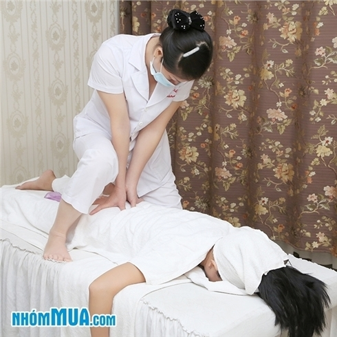 Khóa học massage chuyên nghiệp tại L'opera De Paris 36 buổi