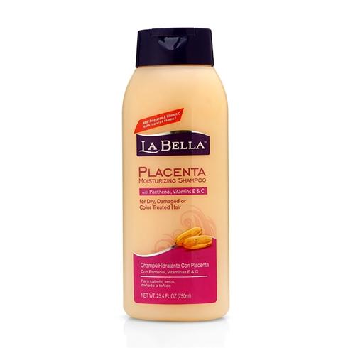 Dầu gội La Bella Vitamin E và C 750ml - Mỹ
