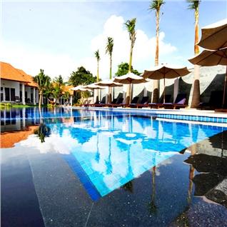 Cùng Mua - Terrace Resort Phu Quoc 3 sao - Gom An Sang va Bua Trua/toi