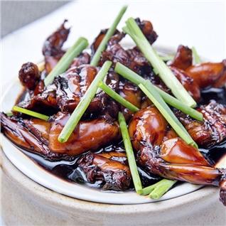 Cùng Mua - Thuong thuc chao ech kieu Singapore-d'Lions Restaurant(2N)