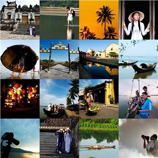 Cùng Mua - Tour hanh trinh di san mien Trung 6N6D - Tet Dinh Dau
