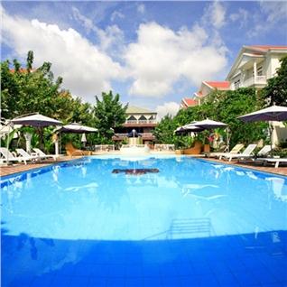 Cùng Mua - Silver Creek City Resort 4 sao Ho Chi Minh - Gia sieu hot