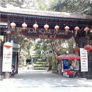Cùng Mua - Nghi duong 2N1D tai KDL Din Ky Lai Thieu/Din Ky Cau Ngang