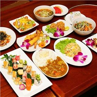 Cùng Mua - Set lunch hao hang 8 mon lua chon - Dong Kinh - Hana Mizuki