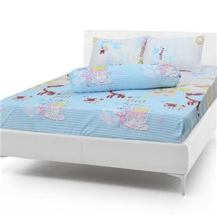 Cùng Mua - Bo drap cotton Han Quoc Poly 1,6/1,8 x 2m mau 15