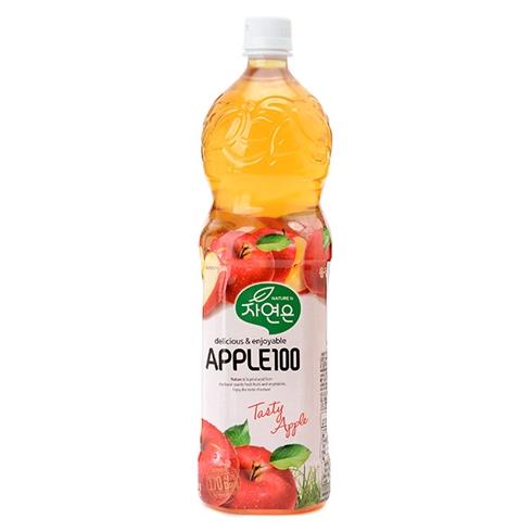 Nước ép táo tươi Woongjin (1.5 lít) - Xuất xứ Hàn Quốc