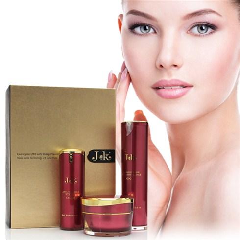 Bộ sản phẩm dưỡng da, chống nhăn, lão hóa J và K CoQ10