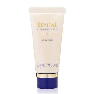 Cùng Mua - Sua rua mat Shiseido Revital cleansing Foam 20g