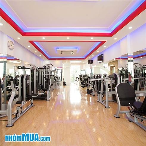 1 tháng tập Gym/Yoga/Aerobic không giới hạn -Body Fit - Q.7