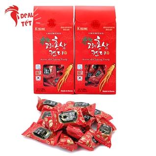 Cùng Mua - Combo 2 hop keo hong sam Korea 6 nam tuoi (200gr x 2)