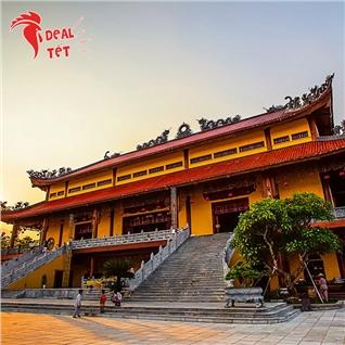 Cùng Mua - Tour Ha Noi - Chua Ba Vang - Chua Yen Tu (Khong phu thu Tet)