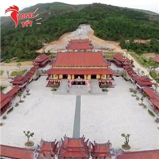 Cùng Mua - Ha Noi - Yen Tu - Chua Ba Vang - Ha Long (Khong phu thu Tet)