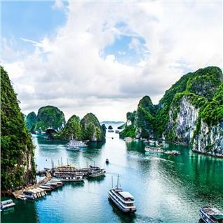 Cùng Mua - Tour Ha Noi - Ha Long - Tuan Chau 2N1D, nghi khach san 3*
