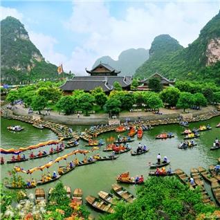 Cùng Mua - Ha Noi - Bai Dinh - Trang An - Hoa Lu- Tam Coc 2N1D
