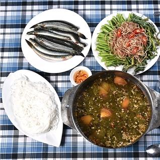 Cùng Mua - Lau ca keo gia uu dai cho 2 nguoi - NH Hai Dang 1
