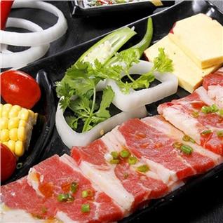 Cùng Mua - Buffet Nuong khong khoi tai NH Suon No.1 tang my cay7 cap do
