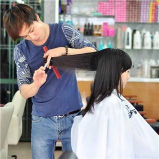 Cùng Mua - Nhuom/Uon/Duoi/Bam xu + hap toc Collagen - Salon Nguyen Tai