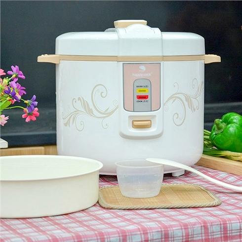 Cùng Mua - Noi com dien Happy Cook Ceres 1.8 lit - nap kinh trong suot