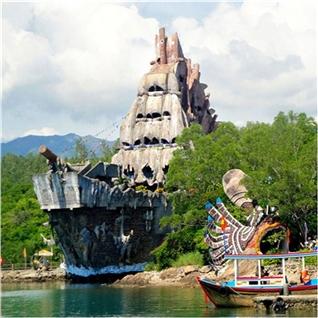 Cùng Mua - Tour Nha Trang - 4 Dao 1 ngay - Khoi hang hang ngay