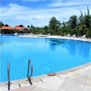 Cùng Mua - Sai Gon Ho Coc Beach Resort 4* quoc te- An Sang buffet