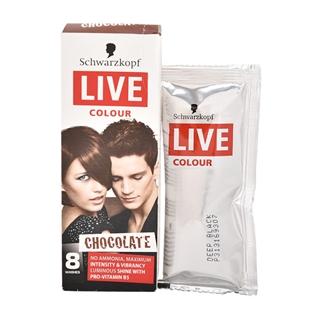 Cùng Mua - Thuoc nhuom toc Schwarzkopf mau chocolate