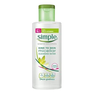 Cùng Mua - Nuoc tay trang Simple Kind To Skin Micellar