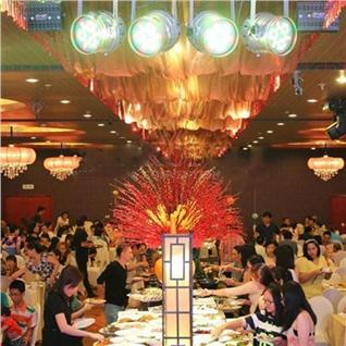 Cùng Mua - Buffet chay buoi toi chu de Xuan Dinh Dau tai Metropole