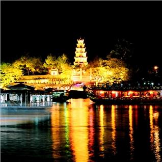 Cùng Mua - Tour Ngu Hanh Son - Hoi An - Ba Na - Hue 4N3D (ve MB khu hoi)