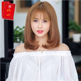 Cùng Mua - Cat goi+ Nhuom/Hap phuc hoi + Say tao kieu- Luxury Hair Salon