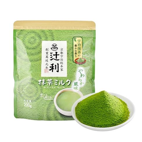 Bột trà sữa matcha 200g/gói - Nhập khẩu Nhật Bản